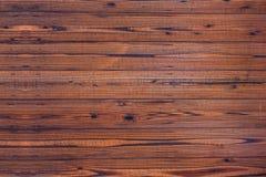 Textura de madeira A superfície da obscuridade o fundo de madeira natural marrom para a decoração do projeto imagens de stock royalty free