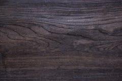 Textura de madeira Superfície do fundo de madeira escuro para o projeto e o dezembro imagem de stock