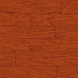 Textura de madeira tirada mão do vetor Imagens de Stock