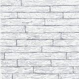 Textura de madeira tirada mão do vetor Imagem de Stock