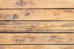 A textura de madeira velha Foto de Stock Royalty Free