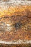A textura de madeira velha com testes padrões naturais Imagens de Stock