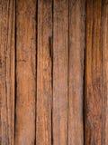 Textura de madeira velha com um furo Foto de Stock