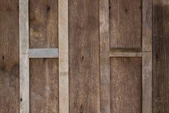 Textura de madeira velha da parede Fotos de Stock Royalty Free