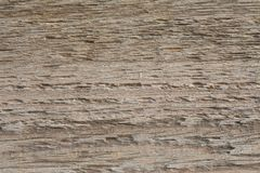 Textura de madeira velha da prancha em Sun escurecido imagens de stock