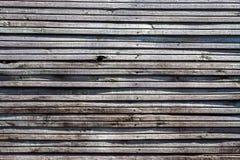 Textura de madeira velha da prancha para o fundo Foto de Stock Royalty Free