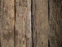 Textura de madeira velha das pranchas Foto de Stock Royalty Free
