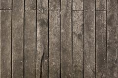 Textura de madeira velha do detalhe das pranchas imagem de stock