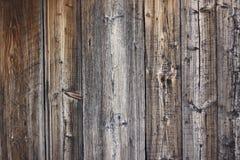 Textura de madeira velha do fundo Foto de Stock Royalty Free