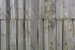 Textura de madeira velha do fundo Imagem de Stock Royalty Free