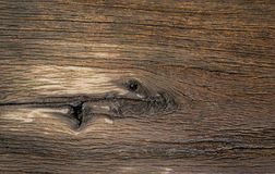 Textura de madeira velha do fundo Fotos de Stock Royalty Free