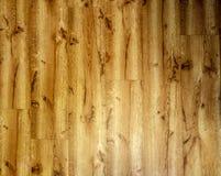 Textura de madeira velha do linóleo Imagens de Stock