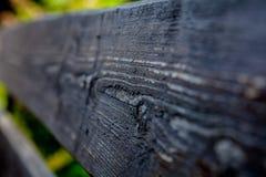 Textura de madeira velha escura do assoalho para o fundo foto de stock