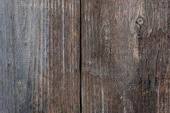 Textura de madeira velha escura do assoalho para o fundo imagens de stock royalty free