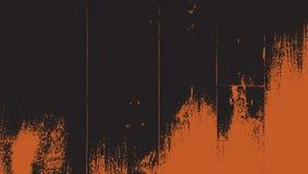 Textura de madeira velha Fundo alaranjado de madeira escuro da cor Grunge VE Fotografia de Stock