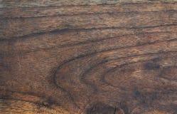 A textura de madeira velha marrom Fotos de Stock Royalty Free
