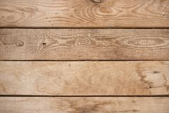 A textura de madeira velha marrom fotografia de stock