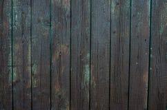 A textura de madeira velha marrom com nó Fotos de Stock Royalty Free