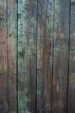 A textura de madeira velha marrom com nó Fotos de Stock