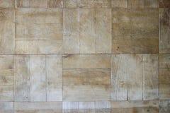 A textura de madeira velha risca a mesa de Brown do parquet do vintage da prancha imagens de stock royalty free