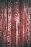 Textura de madeira vermelha no estilo do vintage Fundo abstrato de madeira vermelho Textura e fundo abstratos para desenhistas Op Fotos de Stock Royalty Free