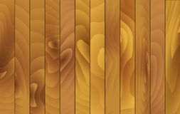 Textura de madeira vertical Fotos de Stock Royalty Free