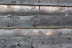 Textura de madera áspera de la pared Imagen de archivo libre de regalías