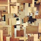 Textura de madera Imagen de archivo libre de regalías