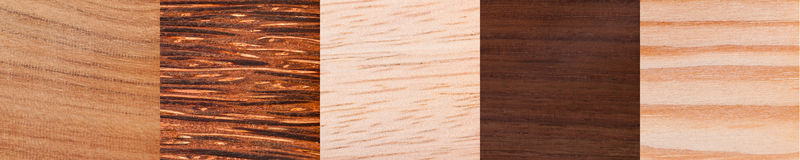 Textura de madera africana Imagenes de archivo