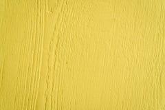 Textura de madera amarilla imágenes de archivo libres de regalías