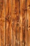 Textura de madera anudada natural Fotos de archivo libres de regalías