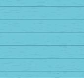 Textura de madera azul Modelo inconsútil del vector Imagen de archivo