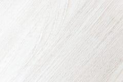 Textura de madera blanca Imágenes de archivo libres de regalías
