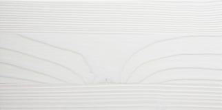 Textura de madera blanca Fotografía de archivo libre de regalías