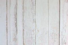 Textura de madera blanca del fondo de la hoja Foto de archivo libre de regalías