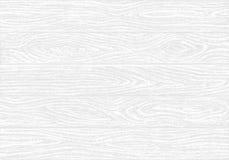 Textura de madera blanca del tablón stock de ilustración