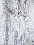 Textura de madera blanca del viejo grunge Imagen de archivo libre de regalías