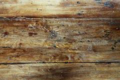 Textura de madera de Brown en los muebles clásicos Imagen de archivo