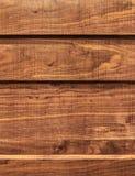 Textura de madera de Brown, fondo fotografía de archivo