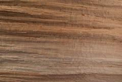 Textura de madera de Brown Plantilla vacía foto de archivo libre de regalías