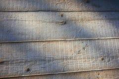 Textura de madera con el fondo de la Navidad de la nieve Feliz Año Nuevo Fotografía de archivo libre de regalías