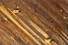 Textura de madera con el grano de madera. Fotografía de archivo libre de regalías