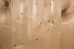 Textura de madera con el modelo natural del pino Foto de archivo libre de regalías