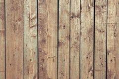 Textura de madera con la pintura resistida Fotografía de archivo libre de regalías