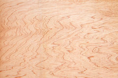 Textura de madera con los modelos naturales Foto de archivo