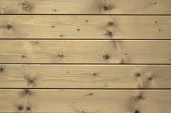 Textura de madera con los modelos naturales Fotos de archivo libres de regalías