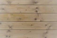 Textura de madera con los modelos naturales Imágenes de archivo libres de regalías