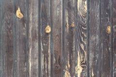 Textura de madera con los modelos naturales Fotografía de archivo libre de regalías