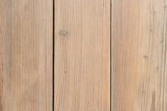 Textura de madera con los rasguños y las grietas Fotografía de archivo libre de regalías