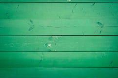 Textura de madera con los tablones horizontales Imagenes de archivo